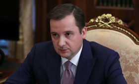 Путин назначил врио главы Архангельской области Александра Цыбульского
