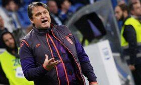 Тренер «Уфы»: верю, что сезон будет доигран, скучаю по футболу