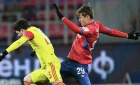 Яка Бийол: я недоволен своим нынешним положением в ЦСКА
