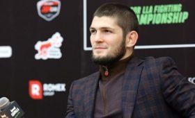 Нурмагомедов заявил о готовности провести бой с Фергюсоном 18 апреля