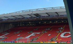 «Ливерпуль» отправил часть сотрудников в отпуск с сохранением зарплаты