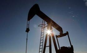 Цена нефти Brent опустилась ниже 25 долларов за баррель