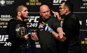 Глава UFC: все знали, что Нурмагомедов не будет драться с Фергюсоном