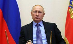 Путин заявил о риске ценового всплеска на рынке нефти
