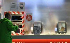 Два франчайзинговых партнера KFC вошли в список системообразующих фирм
