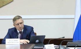 Полпред президента в СЗФО представил врио губернатора НАО Бездудного