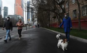 В Москве назвали условия введения системы контроля режима самоизоляции