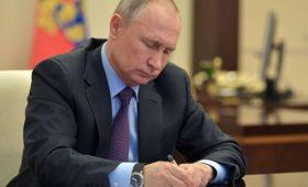 Путин проведет совещание по Дальнему Востоку
