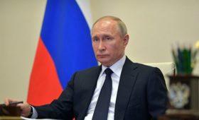 Путин поручил правительству оценить меры против COVID-19 в регионах