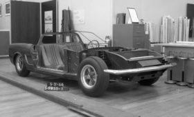 Тайна неопознанного среднемоторного Ford Mustang раскрыта