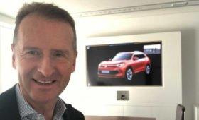Самоизолировавшийся глава VW засветил абсолютно новый Tiguan