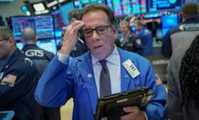 Dow Jones показал худший первый квартал года за всю свою историю