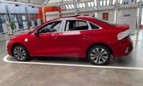 Седан Audi A3 нового поколения засветился на фото (но пока в версии не для всех)