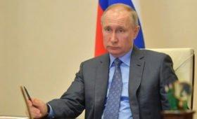Путин назвал причины высокой смертности от COVID-19 в Дагестане