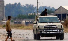 В Ливии турецкий дрон уничтожил станцию РЭБ производства РФ