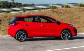 Альтернативный Toyota Yaris: очередной рестайлинг вместо нового поколения