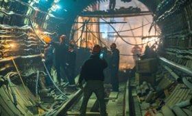 Москва в третий раз объявила тендер на строительство части линии метро