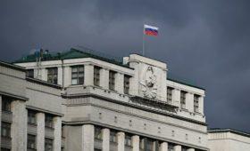 Комиссия Госдумы обратилась в ГП из-за публикаций о COVID-19 в России