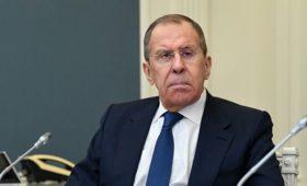 Лавров призвал не политизировать реализацию «Северного потока — 2»