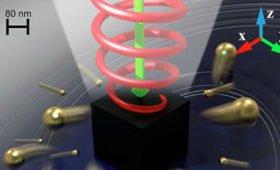 Ученые предложили перемешивать жидкости с помощью света
