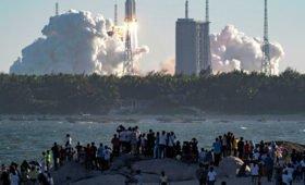Китай успешно завершил испытания прототипа нового космического корабля