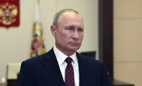 Путин: нельзя сидеть сложа руки, не решая вопросы по поддержке экономики