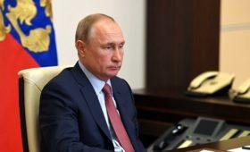 Путин поддержит Кондратьева на выборах губернатора Кубани