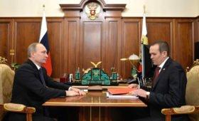 Суд привлек Путина ответчиком по иску экс-главы Чувашии