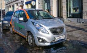 Каршеринг в Москве не будет работать до улучшения ситуации с коронавирусом