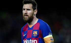 Месси возглавил рейтинг лучших футболистов XXI века