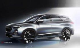 Привет, BMW: китайская JAC добавит к кроссоверам X4 и X7 флагманский X8 раньше немцев