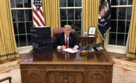 Трамп: NYT следует вернуть Пулитцеровскую премию за статьи о Путине