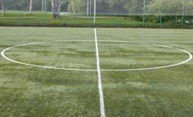 Врач посоветовал дезинфицировать мячи и футбольные поля в Испании