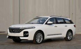 Бюджетная альтернатива Skoda Octavia от GM и SAIC: теперь и универсал