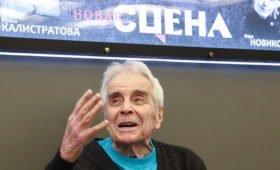 Умер старейший актер театра Вахтангова Федоров, посвятивший сцене 80 лет жизни