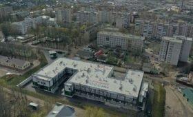 Военные строители сдали «под ключ» 6 новых инфекционных центров