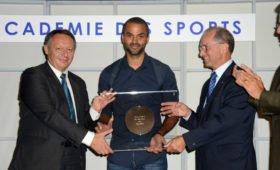 Чемпион НБА Тони Паркер станет президентом футбольного клуба «Лион»
