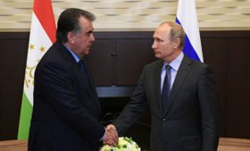 Межгосударственные отношения России и Таджикистана