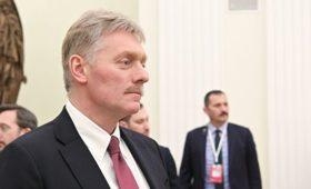 Песков заявил, что не располагает данными о поездке Путина в Екатеринбург