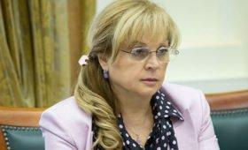 Памфилова пригласила скептиков в наблюдатели на голосование по поправкам