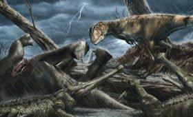 Пожиратели динозавров: где на древней Земле обитали самые ужасные твари