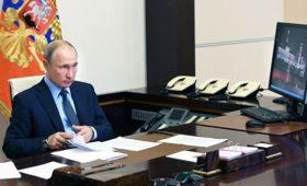 Путин призвал улучшить ситуацию в первичном звене здравоохранения