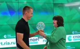 Вяльбе: Хрустальный глобус Большунова — один из самых великих трофеев