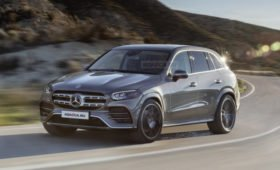 Новый Mercedes-Benz GLC 2022