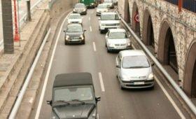 Московским водителям разрешат перестраиваться в 23 тоннелях