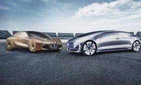Время не пришло: BMW и Daimler поставили автопилот на паузу