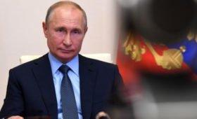 Статья Путина о войне задела Германию