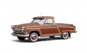 Пикап ГАЗ-21 в стиле Woody