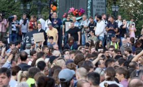 Эксперты оценили готовность россиян к протестам