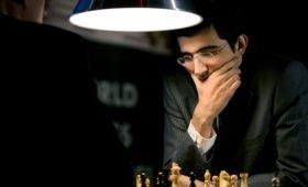 Последний российский шахматный король: Владимиру Крамнику – 45
